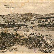 Postales: MELILLA-VISTA PARCIAL- JB 60584--MUY RARA. Lote 53879917
