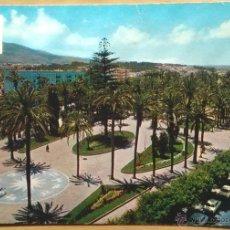 Postales: MELILLA - PARQUE HERNANDEZ. Lote 53970116