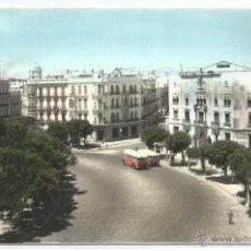 Postales: MELILLA .-PLAZA ESPAÑA .- EDICIONES RAFAEL BOIX Nº 1049. Lote 54115452