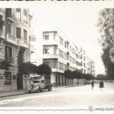 Postales: MELILLA - CALLE TENIENTE CORONEL SEGUÍ - Nº 5 ED. RAFAEL BOIX. Lote 54215011