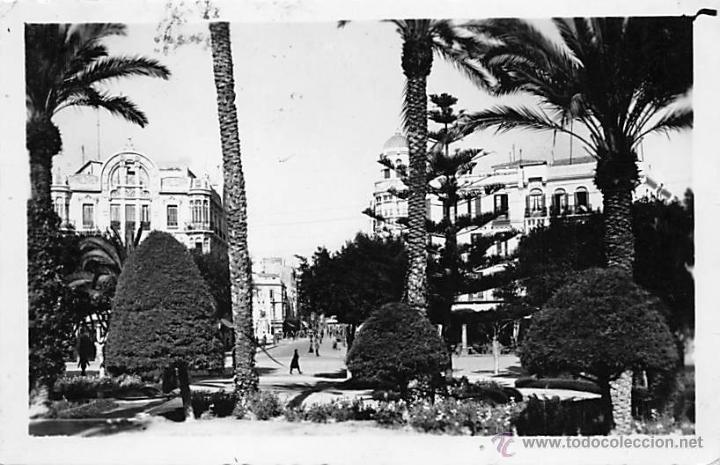 MELILLA.- PLAZA DE ESPAÑA (Postales - España - Melilla Moderna (desde 1940))