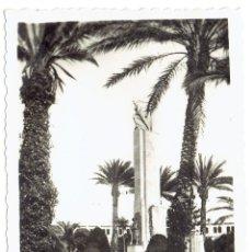 Postales: PS6260 MELILLA 'MONUMENTO A LOS HÉROES'. ED. R. BOIX. ESCRITA AL DORSO. Lote 53783983