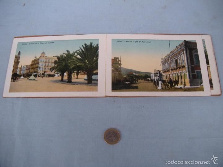 Postales: POSTALES RECUERDO DE MELILLA SERIE A, BOIX HERMANOS - Foto 4 - 55892081