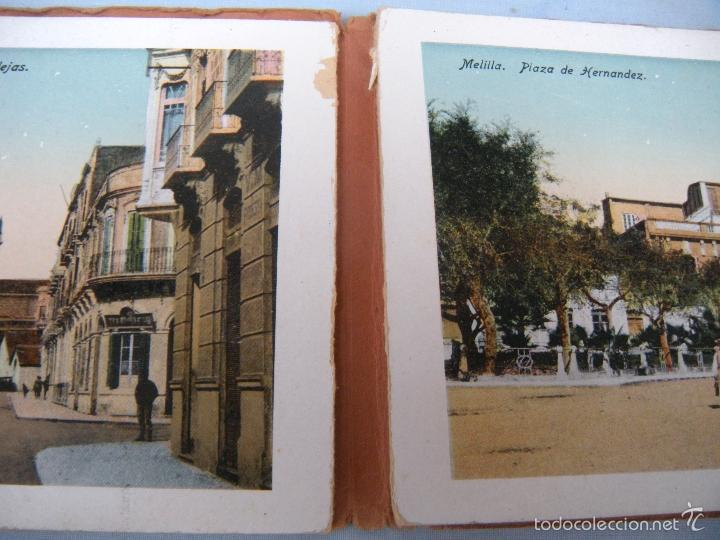 Postales: POSTALES RECUERDO DE MELILLA SERIE A, BOIX HERMANOS - Foto 5 - 55892081