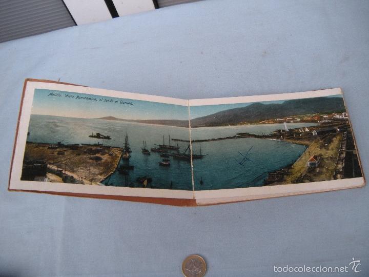 Postales: POSTALES RECUERDO DE MELILLA SERIE A, BOIX HERMANOS - Foto 6 - 55892081