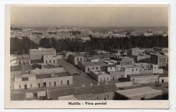 MELILLA. VISTA PARCIAL. (Postales - España - Melilla Antigua (hasta 1939))
