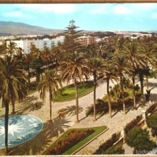 Postales: MELILLA - PARQUE HERNANDEZ. Lote 57113411