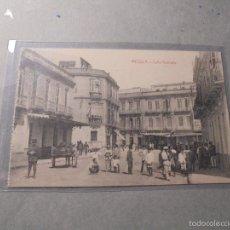 Postales: MELILLA - CALLE GRANADA - EDC. BOIX HERMANOS - 14X9 CM. . Lote 57490645