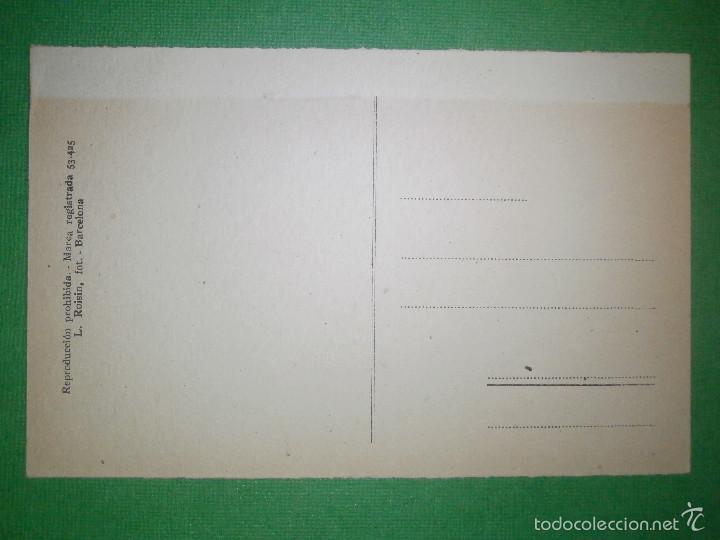 Postales: POSTAL - ESPAÑA - MELILLA - 1 Entrada al Puerto - L- Roisin - Sin uso - - Foto 2 - 57519312