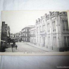 Postales: 36.-MELILLA.-CAMARA DE COMERCIO.PHOTOTYPIE. Lote 57756438