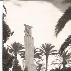 Postales: MELILLA - MONUMENTO A LOS HEROES Y MÁRTIRES DE LAS CAMPAÑAS - Nº 1070. Lote 57831483