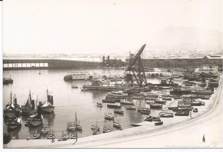 MELILLA - DÁRSENA PESQUERA - Nº 1059 ED. RAFAEL BOIX (Postales - España - Melilla Moderna (desde 1940))