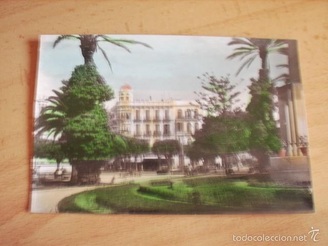 MELILLA -- PLAZA DE ESPAÑA (Postales - España - Melilla Moderna (desde 1940))