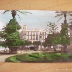 Postales: MELILLA -- PLAZA DE ESPAÑA. Lote 58122749