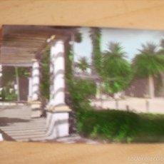 Postales: MELILLA -- PARQUE HERNANDEZ. Lote 58122761