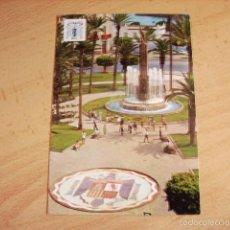 Postales: MELILLA -- PLAZA ESPAÑA DETALLE. Lote 58123184