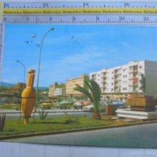 Cartes Postales: POSTAL DE MELILLA. AÑO 1978. AVENIDA GENERAL MACÍA, ÁNFORA, ESTATUA CAUDILLO FRANCO. 1377. Lote 58401439