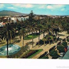 Postales: POSTAL ANTIGUA LA RIOJA SIN CIRCULAR PARQUE HERNANDES. Lote 58678187