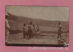 Postales: muy buena foto postal de unos militares en melilla 1909 - artilleria militaria - Foto 3 - 58589051