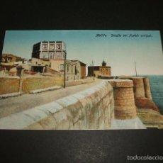Postales: MELILLA DETALLE DEL PUEBLO ANTIGUO. Lote 62000412