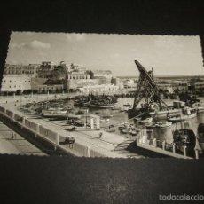 Postales: MELILLA FLOTA PESQUERA. Lote 62000712