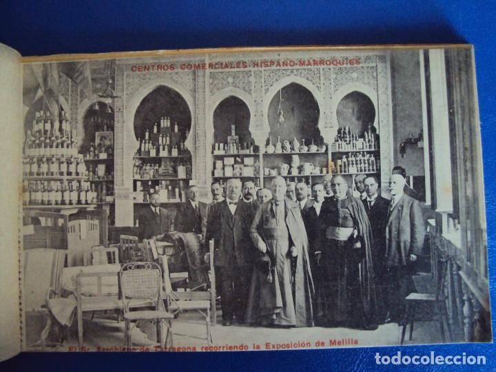 Postales: (PS-49720)BLOK DE 10 POSTALES MELILLA,EXPOSICION PERMANENTE DE PRODUCTOS NACIONALES - Foto 3 - 62368784