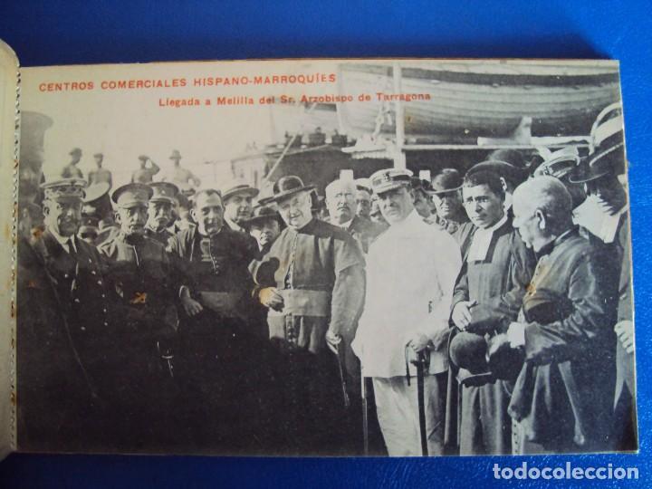 Postales: (PS-49720)BLOK DE 10 POSTALES MELILLA,EXPOSICION PERMANENTE DE PRODUCTOS NACIONALES - Foto 4 - 62368784