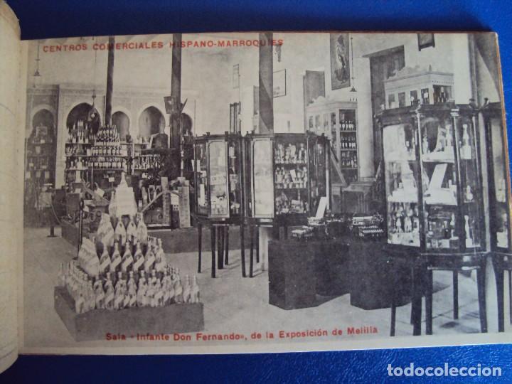 Postales: (PS-49720)BLOK DE 10 POSTALES MELILLA,EXPOSICION PERMANENTE DE PRODUCTOS NACIONALES - Foto 5 - 62368784