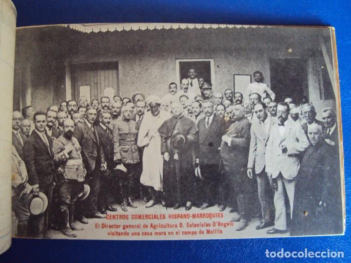Postales: (PS-49720)BLOK DE 10 POSTALES MELILLA,EXPOSICION PERMANENTE DE PRODUCTOS NACIONALES - Foto 6 - 62368784