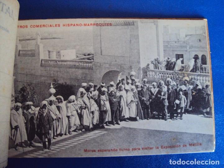 Postales: (PS-49720)BLOK DE 10 POSTALES MELILLA,EXPOSICION PERMANENTE DE PRODUCTOS NACIONALES - Foto 7 - 62368784