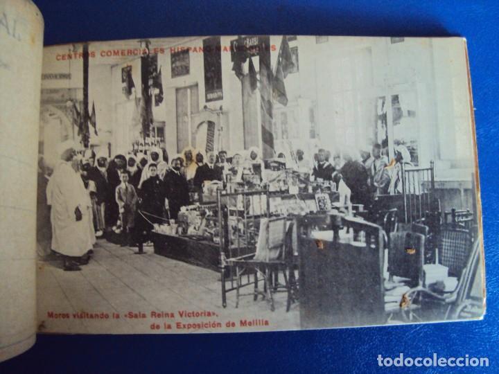 Postales: (PS-49720)BLOK DE 10 POSTALES MELILLA,EXPOSICION PERMANENTE DE PRODUCTOS NACIONALES - Foto 8 - 62368784