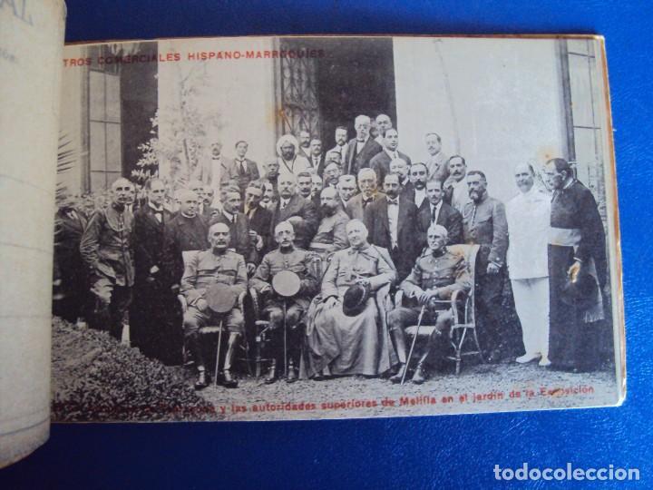 Postales: (PS-49720)BLOK DE 10 POSTALES MELILLA,EXPOSICION PERMANENTE DE PRODUCTOS NACIONALES - Foto 9 - 62368784