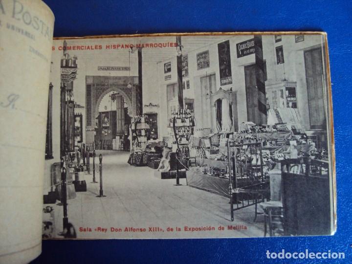 Postales: (PS-49720)BLOK DE 10 POSTALES MELILLA,EXPOSICION PERMANENTE DE PRODUCTOS NACIONALES - Foto 10 - 62368784