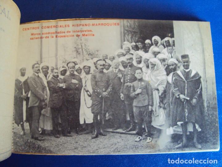 Postales: (PS-49720)BLOK DE 10 POSTALES MELILLA,EXPOSICION PERMANENTE DE PRODUCTOS NACIONALES - Foto 11 - 62368784