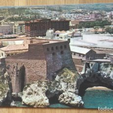 Postales: MELILLA - EDIFICIO ANFORA. Lote 64213931
