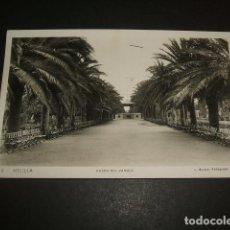 Postales: MELILLA PASEO DEL PARQUE. Lote 64341443