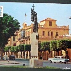 Postales: PLAZA DE TORRES QUEVEDO (MELILLA) . POSTAL SIN CIRCULAR DEL AÑO 1971. Lote 67185741