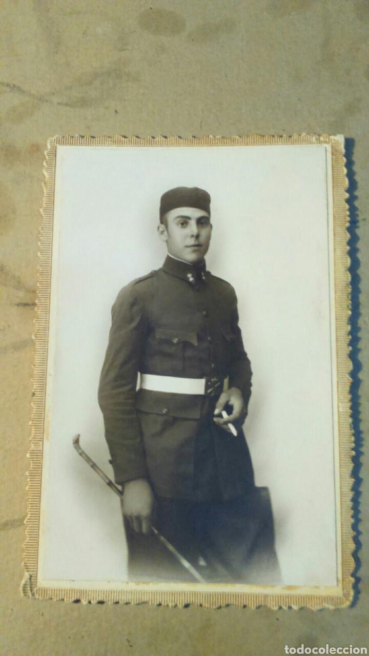 MILITAR ARTILLERÍA MELILLA ,GUERRA DE MARRUECOS. (Postales - España - Melilla Antigua (hasta 1939))