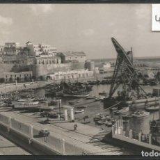 Postales: MELILLA -10 - FLOTA PESQUERA - POSTAL FOTO IMPERIO - VER REVERSO - (45.754). Lote 69942957