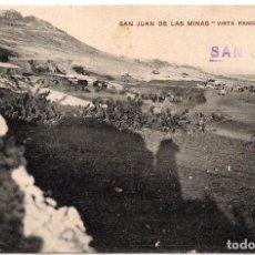 Postales: PS7141 SAN JUAN DE LAS MINAS 'VISTA PANORÁMICA'. EDICIÓN RIF. CIRCULADA. 1917. Lote 71909687