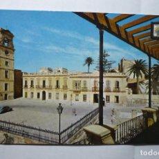 Cartes Postales: POSTAL MELILLA - PL.ALGIBES. Lote 71961723