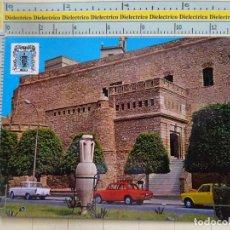 Cartes Postales: POSTAL DE MELILLA. AÑO 1971. PUERTA DE LA MARINA. 852. Lote 72122303