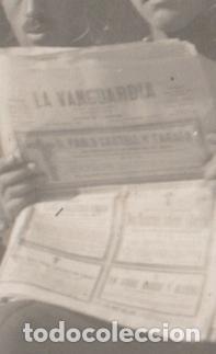 Postales: GRUPO DE MILITARES, MELILLA PROBABLEMENTE, 1915S. POSTAL FOTOGRÁFICA - Foto 3 - 76224331