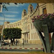 Postales: POSTAL MELILLA MONTERO AÑO 1971 N1338 PLAZA ESPAÑA PALACIO MUNICIPAL . Lote 80611338