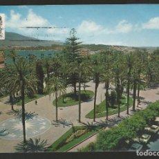 Postales: POSTAL MELILLA - PARQUE DE HERNANDEZ, DETALLE - MONTERO 1973. Lote 82036912