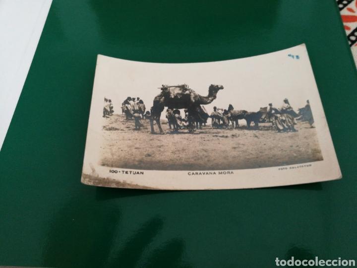 POSTAL ANTIGUA. PRINCIPIOS DEL SIGLO XX. TETUÁN. FOTO CALATAYUD (Postales - España - Melilla Antigua (hasta 1939))