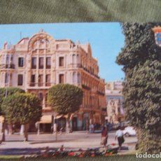 Postales: MELILLA, ENTRADA A LA AVENIDA (C1970?) TARJETA POSTAL SIN CIRCULAR. Lote 83767500