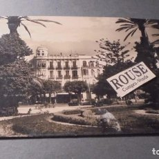 Postales: 1042 MELILLA - PLAZA DE ESPAÑA - ED. RAFAEL BOIX - CIRCULADA 1958 - 15X10 CM. . Lote 84813920