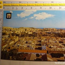 Postales: POSTAL DE MELILLA. AÑO 1963. BARRIO DEL TESORILLO. 464. Lote 86115360