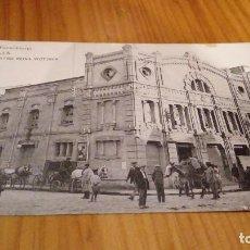 Postales: MELILLA TEATRO REINA VICTORIA. Lote 89072736